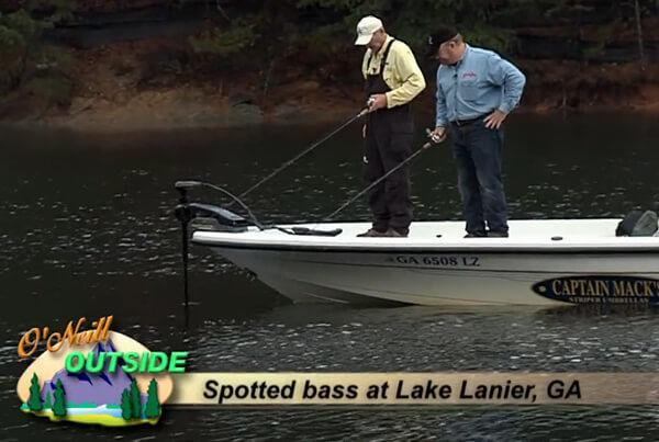 Deep Water Spotted Bass