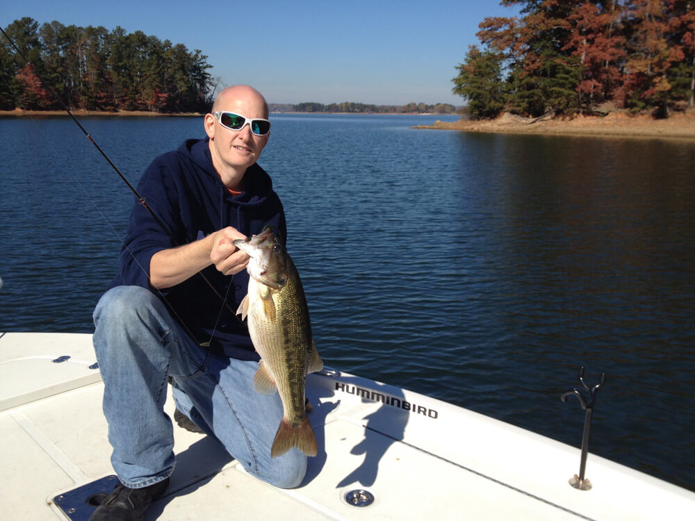 lake lanier fishing report november 6 2015 captain mack 39 s