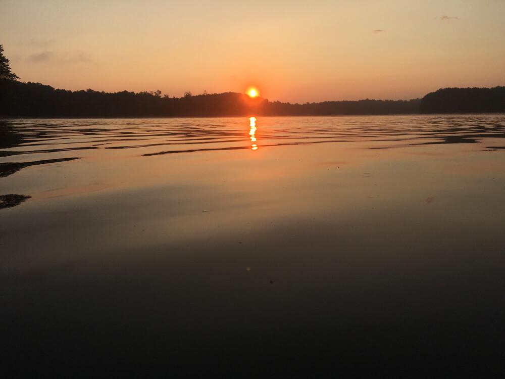Lake lanier fishing report september 30 2016 captain mack 39 s for Fishing report lake lanier