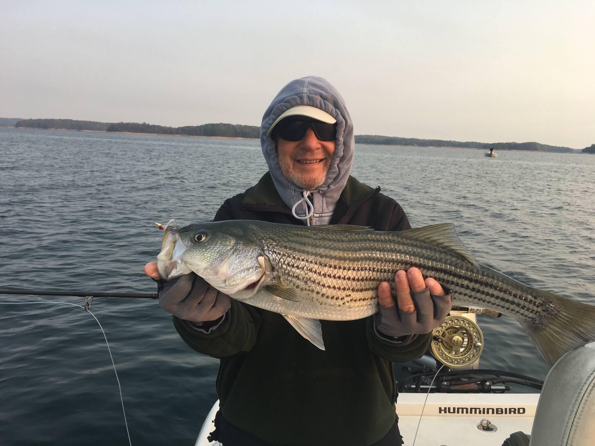 Lake Lanier Fishing Report November 12 2016