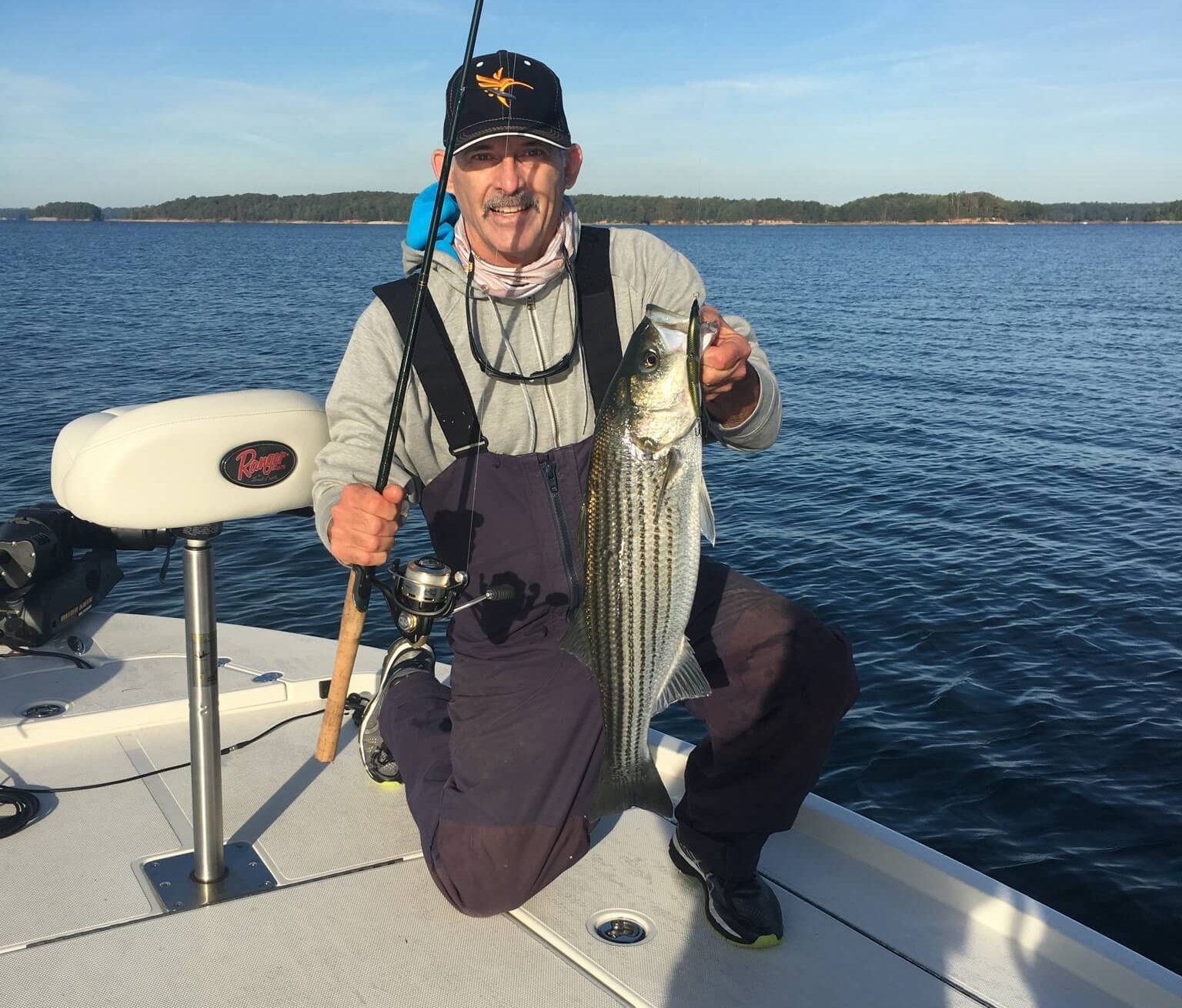 lake lanier fishing report october 27 2017 captain mack 39 s