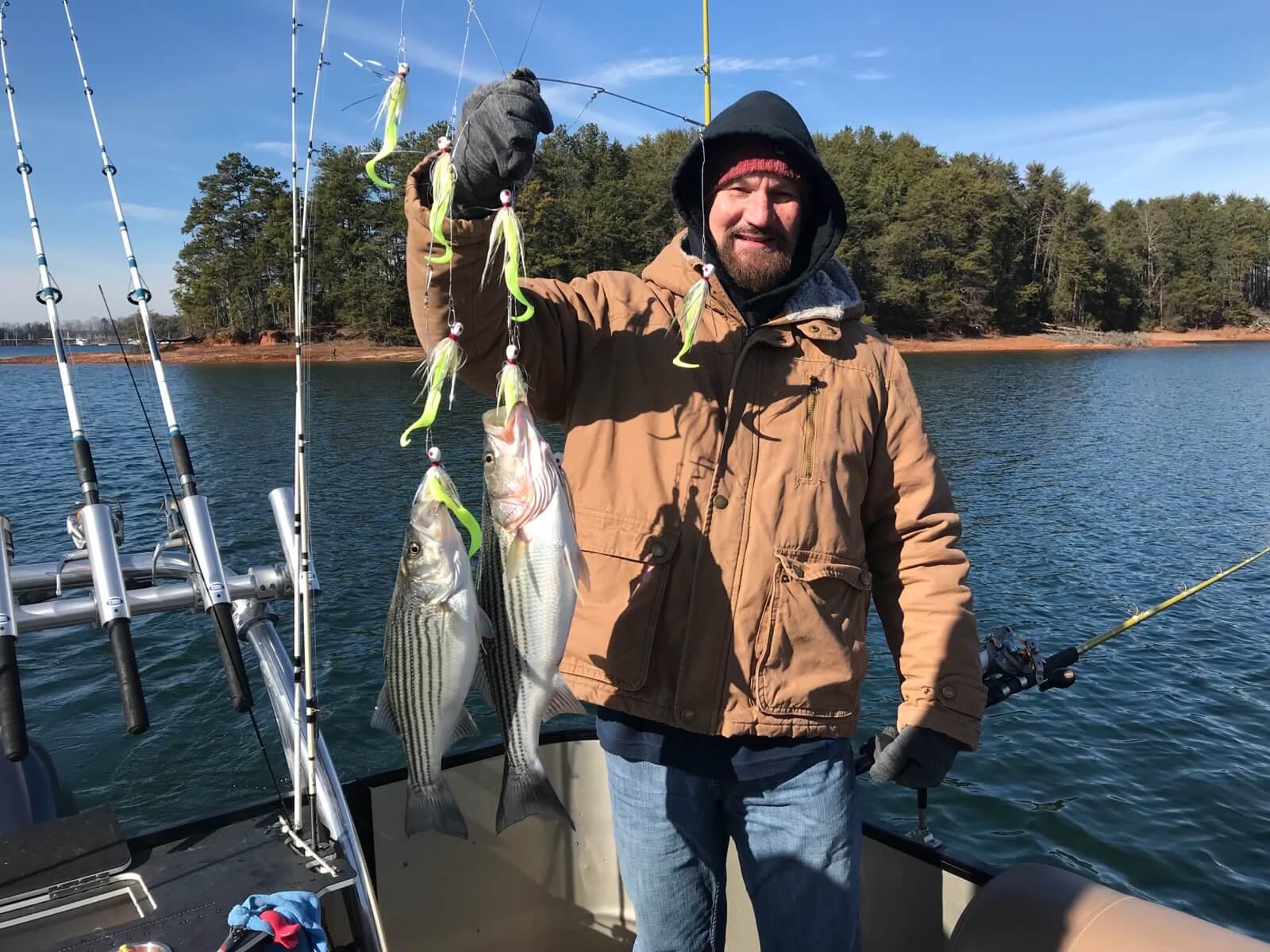 Lake Lanier Fishing Report February 16 2018