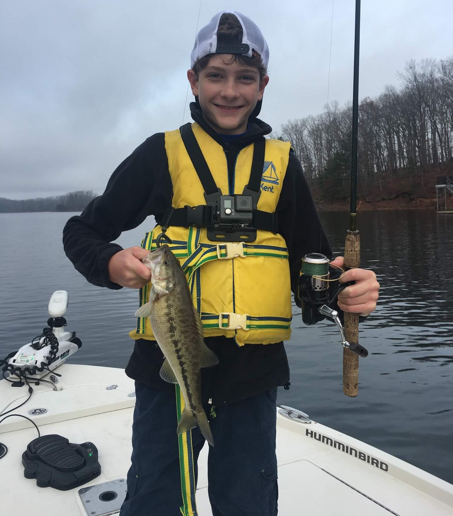 Lake lanier fishing report february 23 2018 captain mack 39 s for Fishing report lake lanier