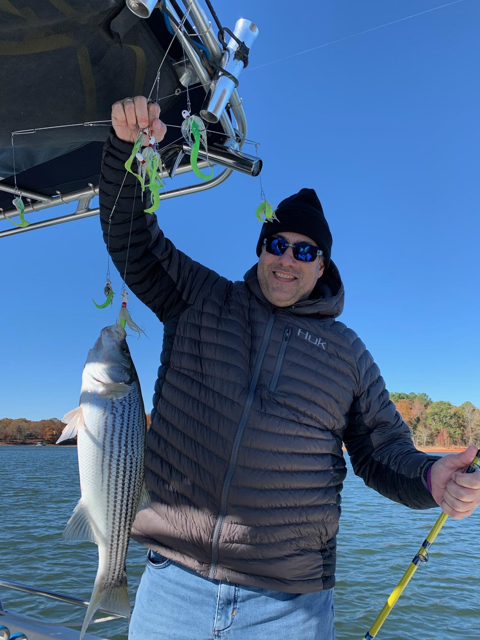 Lake Hartwell Fishing Report November 29 2019