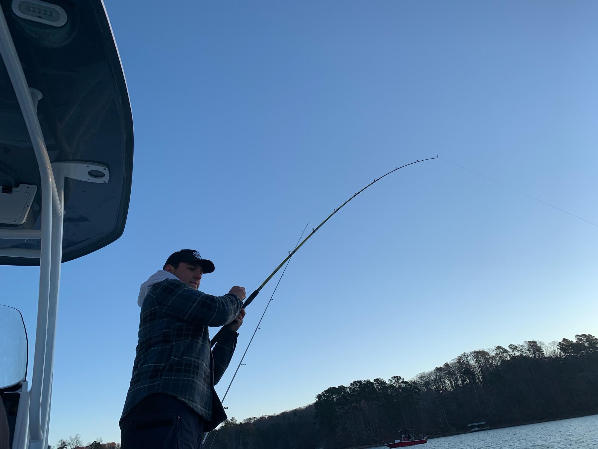 Lake Lanier Fishing Report December 6 2019