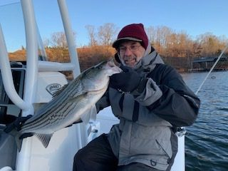Lake Lanier Fishing Report January 17 2020