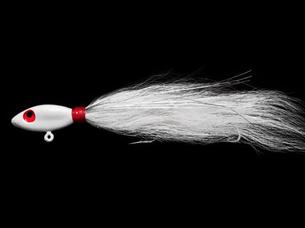 Captain Mack's Chipmunk Jig with Stinger Hook