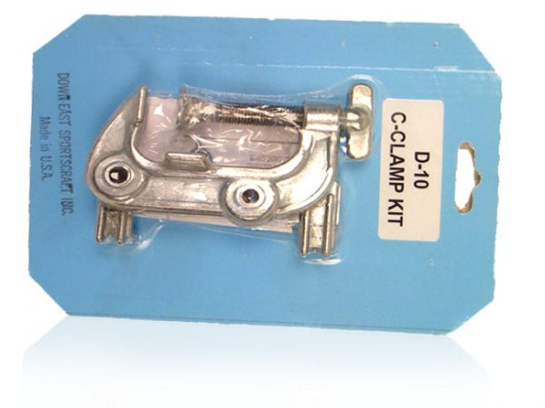 Down East D-10 Clamp Kit DED10