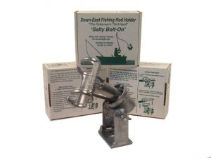 Down-East Salty S-17 Bolt-On Rod Holder