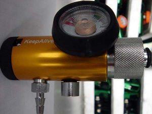 KeepAlive O2GO Oxygen Regulator KA903