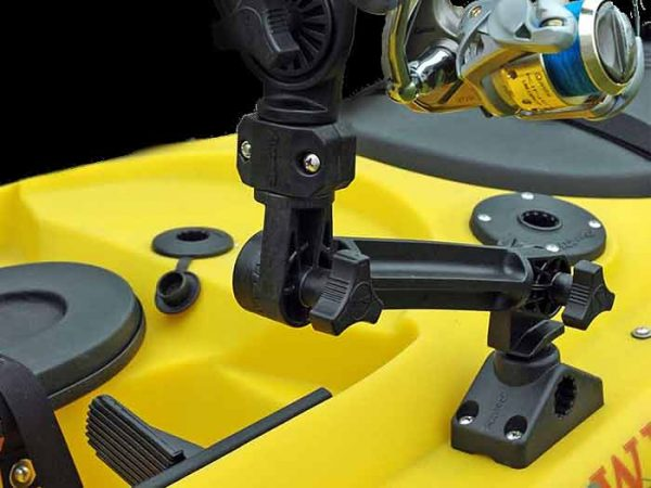 Scotty Adjustable Nylon Rod Holder Height Extender 459