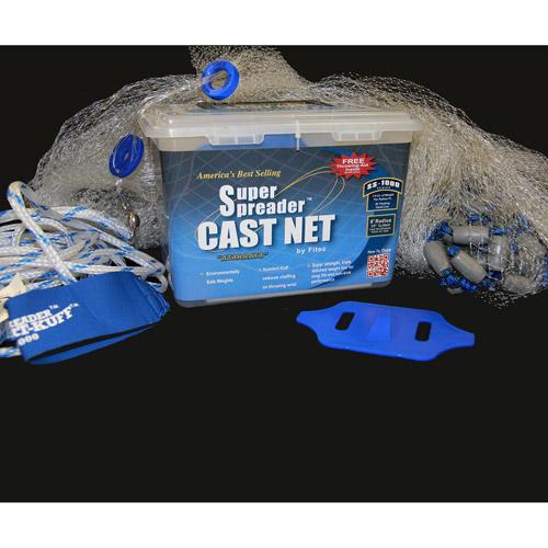 Fitec Super Spreader Cast Net SS