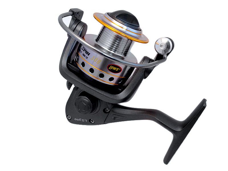 Lew 39 s laser speed spin 300 captain mack 39 s for Lews fishing reels