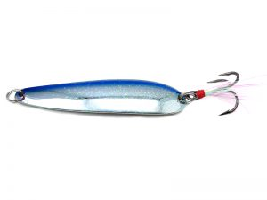 Lake Fork Flutter Spoon Blue Shad 4""