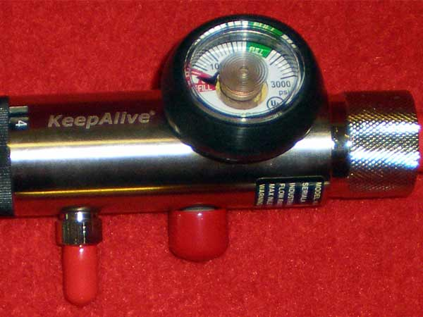 KeepAlive Oxygen Regulator KA902