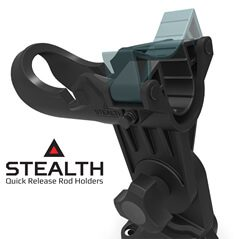 stealth rod holders