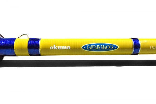 Umbrella Rig-Leadcore Rod okuma captain macks