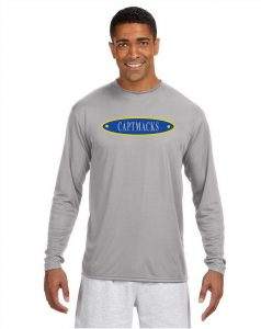 COOLING PERFORMANCE LONG SLEEVE CREW