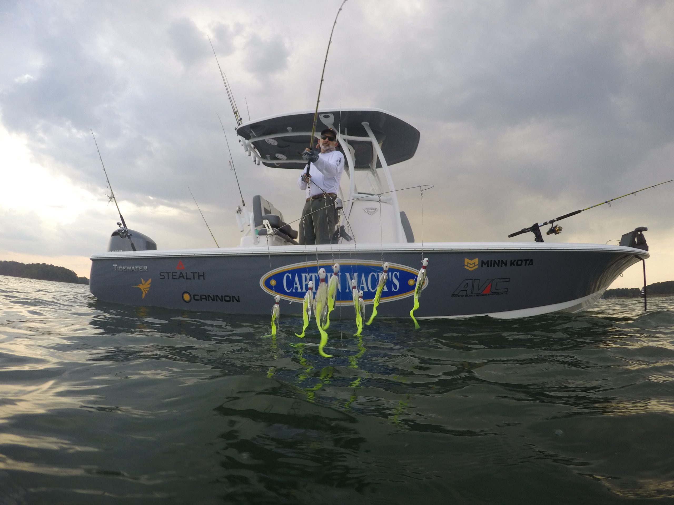 Lake Hartwell Fishing Report April 1, 2020