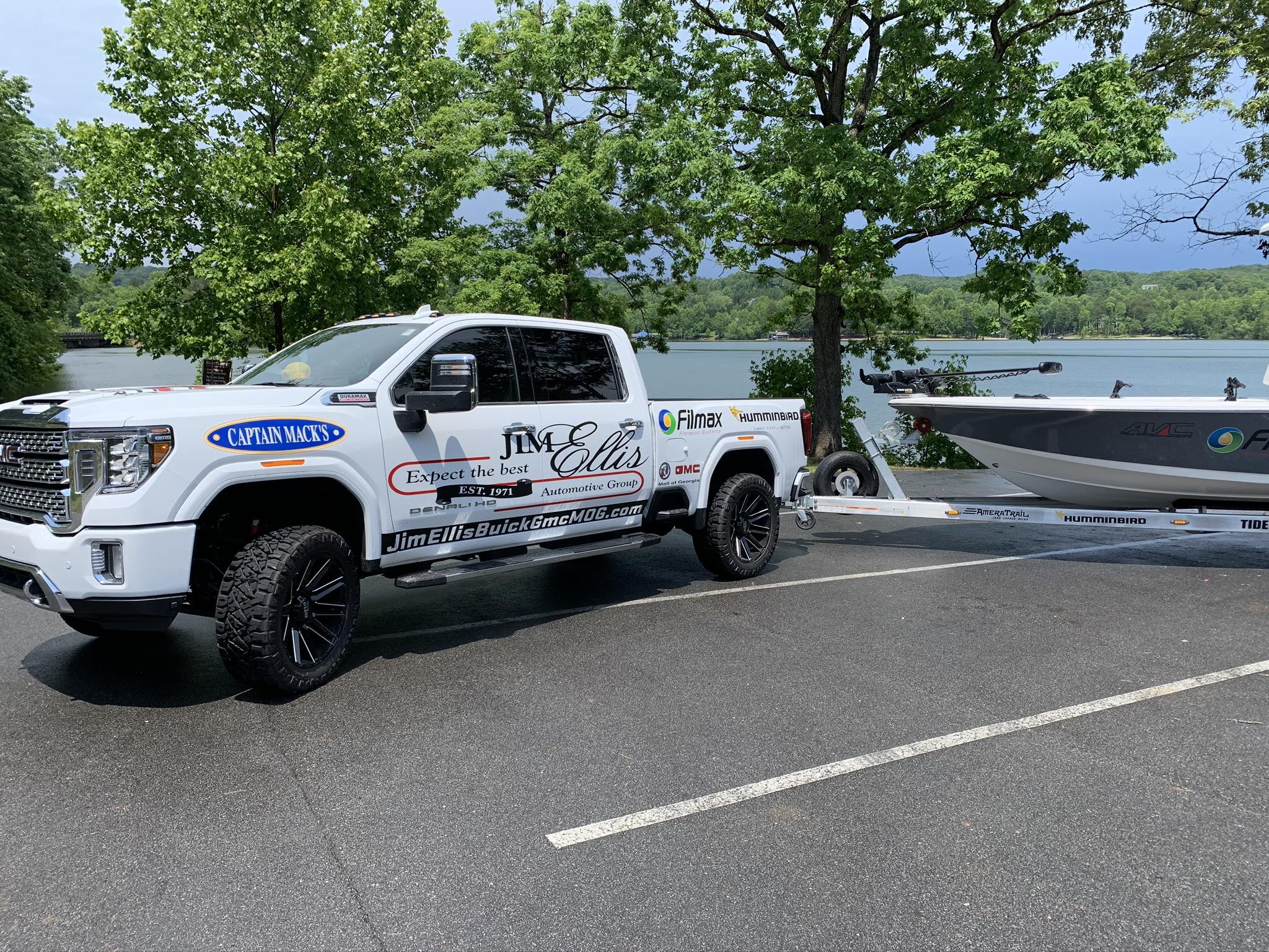 Lake Lanier Fishing Report-September 25, 2020